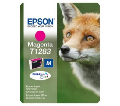 Cartridge Epson T1283  - purpurová