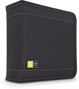 Organizér Case Logic Classic Black Wallet - 32 CD/DVD, čierny